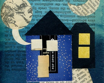 House Collage: Quarantine Series