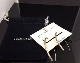 Judith Jack 925 Swarovski Dangles