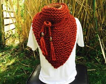 Bandana Scarf/wrap scarf/warm winter trendy scarf