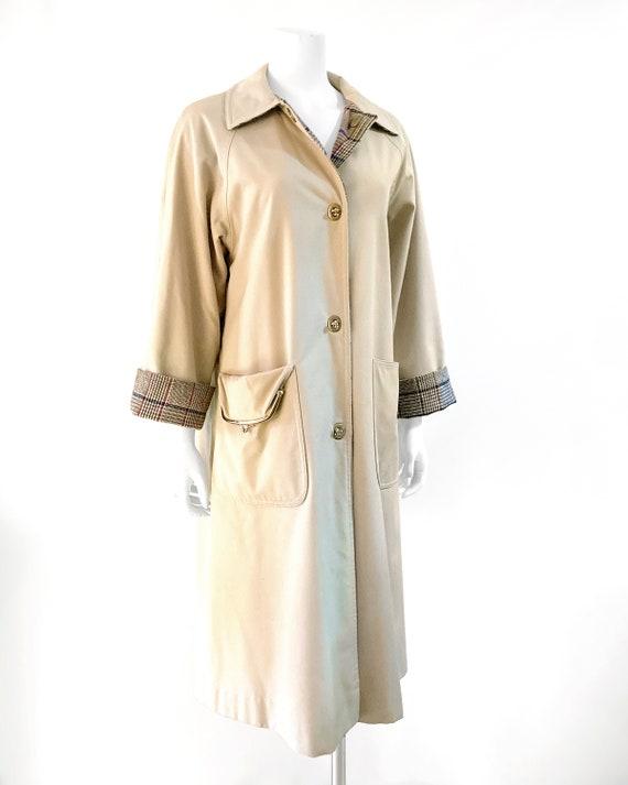 80s Bonnie Cashin for Russ Taylor Weatherwear Coa… - image 4