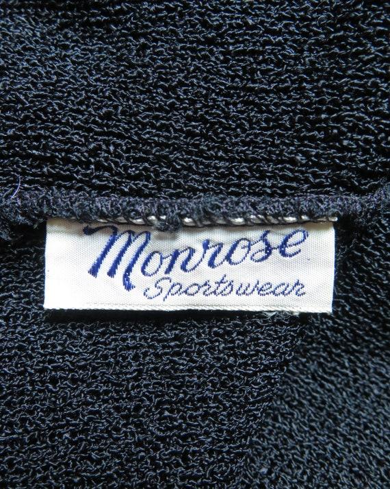 1940s Knit Top - M - image 8