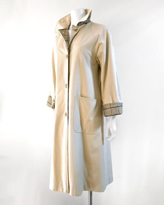 80s Bonnie Cashin for Russ Taylor Weatherwear Coa… - image 5