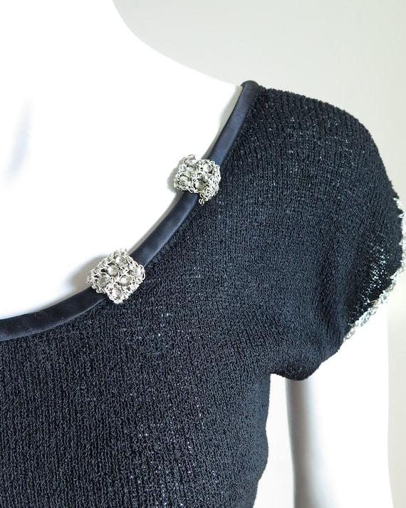 1940s Knit Top - M - image 3