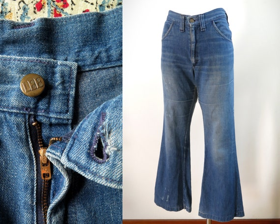 70s Lee Flares - 32x28