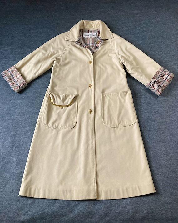 80s Bonnie Cashin for Russ Taylor Weatherwear Coa… - image 2