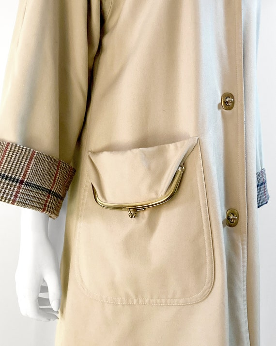 80s Bonnie Cashin for Russ Taylor Weatherwear Coa… - image 3