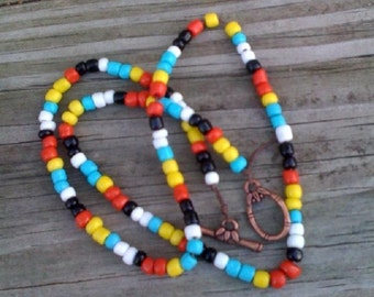 Lakota-Inspired Necklace