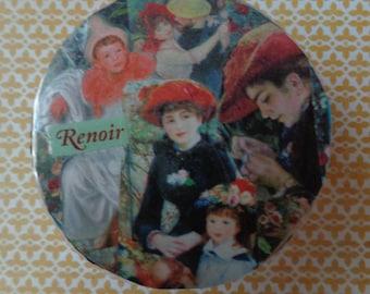 Renoir Collage Trinket Box by Pepperland