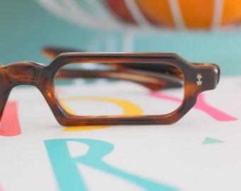 bed1570ecd9 Vintage NOS 1970s Optical Glasses.....1970s. big lens. groovy. twiggy. mod.  retro glasses. 1970s. disco. woodstock. hippie. urban. hipster.