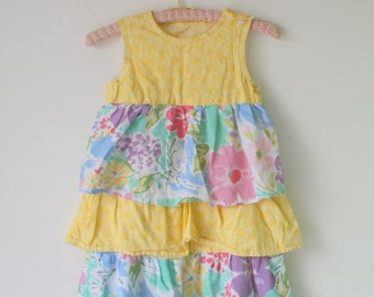 heart vintage girls sweet pink girls Vintage BARBIE Long Sleeved...size 6 girls...kids kawaii cute children ken retro kids mattel