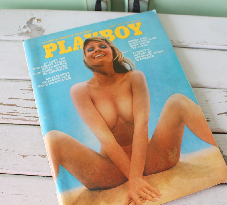 Remarkable, playboy covers nude magazine what here
