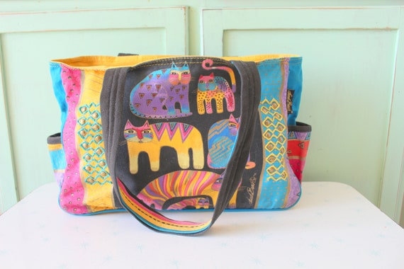 The CAT PURSE Handbag....groovy. cat lady. retro a
