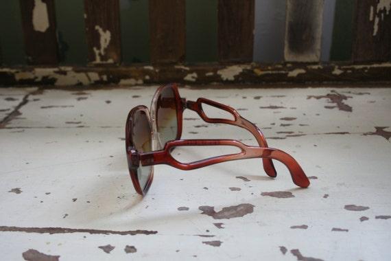 1970s TWIGGY Deadstock Sunglasses..twiggy. womens… - image 3