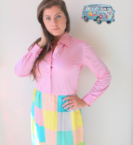 Vintage MOD GIRL Dress....size small to medium wom