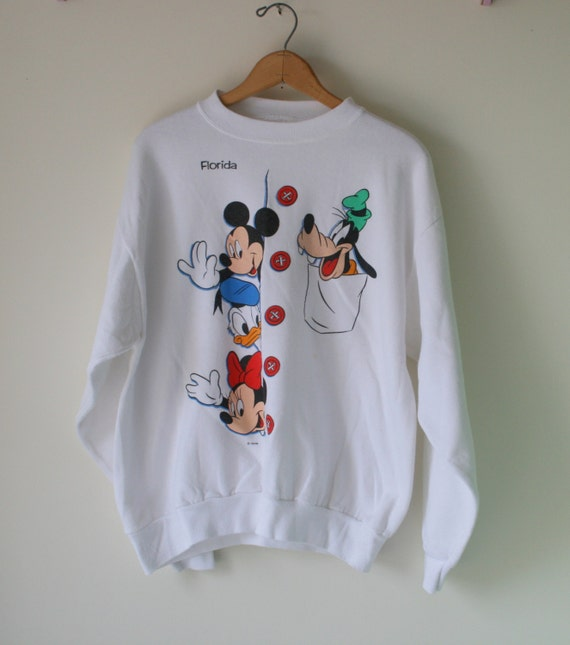 Vintage MICKEY  MOUSE Sweater...novelty. walt disn