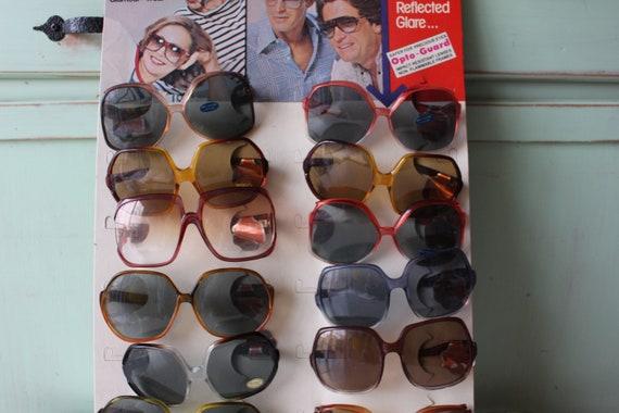 1970s MOD GIRL Sunglasses..twiggy. womens eyewear… - image 7