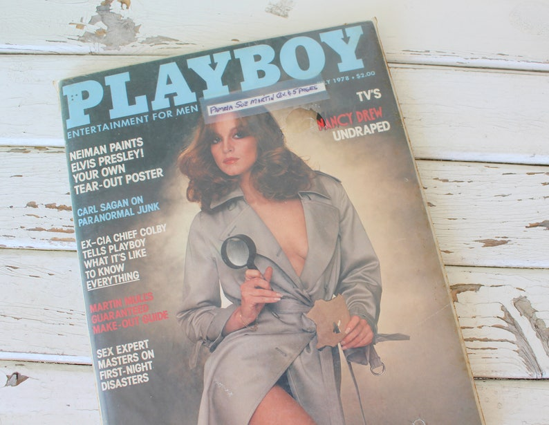 Consider, that playboy covers nude magazine question