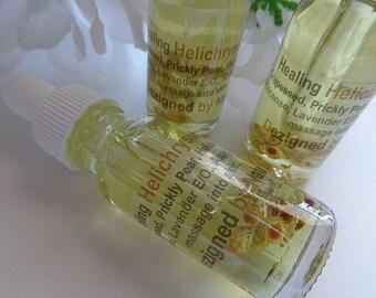 Facial Moisturizing Serum, Healing Helichrysum, Botanical Facial Oils, All Skin Types