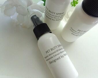 Pet Butt Spray, Pet Anal Glands, Natural Pet Wellness - Original
