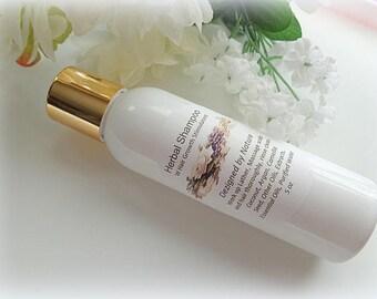 Herbal Shampoo with Hair Growth Stimulators