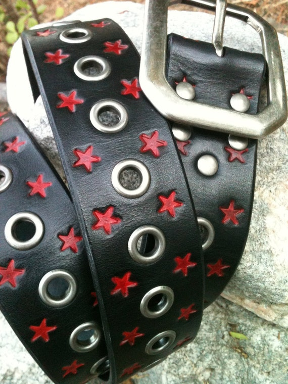 Superstar Handcrafted Leather Belt (Limited Edition)