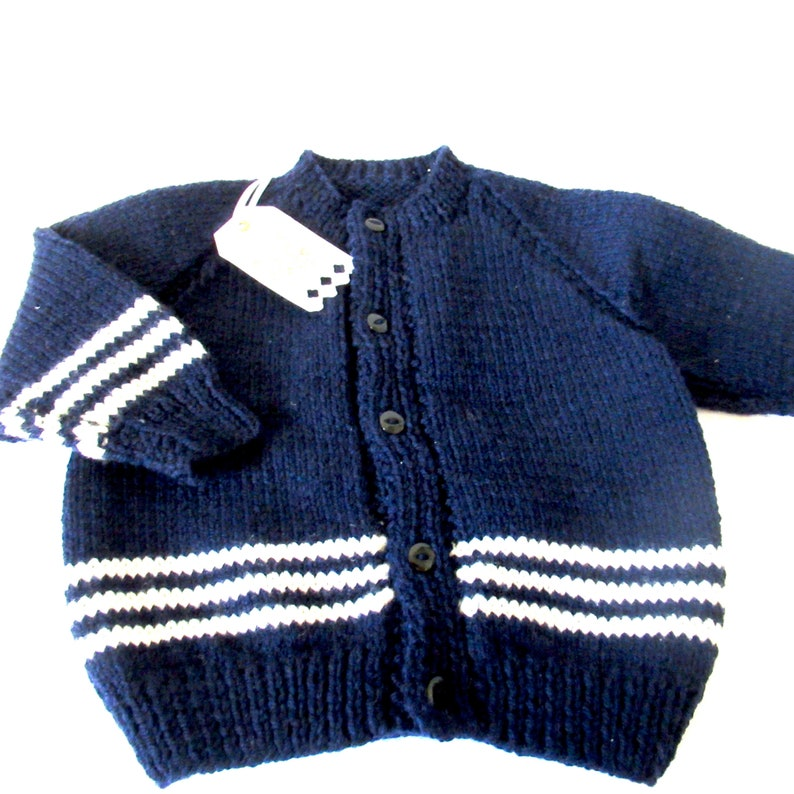 8608be0ab Hand knit baby sweater boys knit sweater girls knit sweater