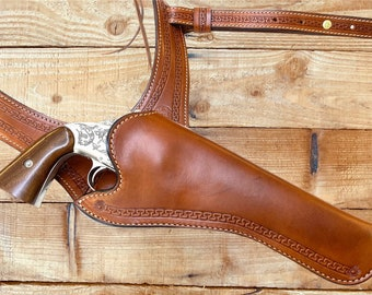 Schofield Shoulder Holster Made to Order.