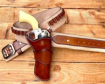 John Wayne 'Shootist' Rig  Made to order.