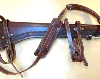 Rifle Scabbard Made to Order