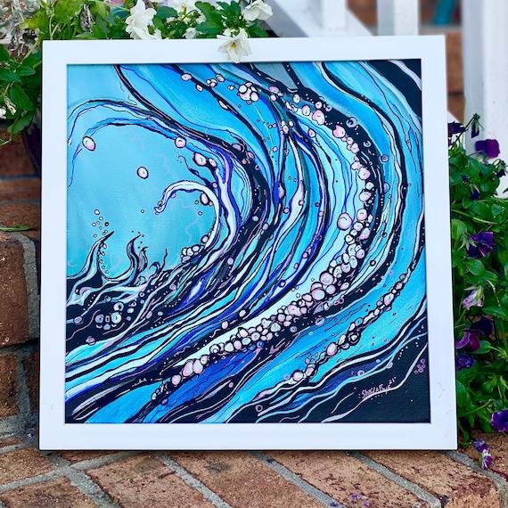 Wild Blue Wave