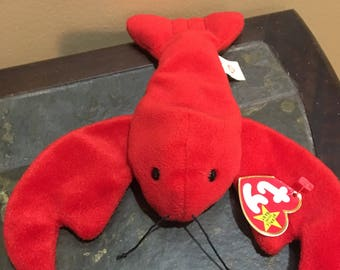 Stuffed Lobster Toy Etsy