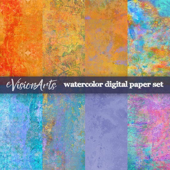 graphic regarding Printable Watercolor Paper named Watercolor Paper, Watercolor Sbook Paper, Watercolor Print, Watercolor Printable, Watercolor Artwork, Watercolor Craft, Electronic Obtain