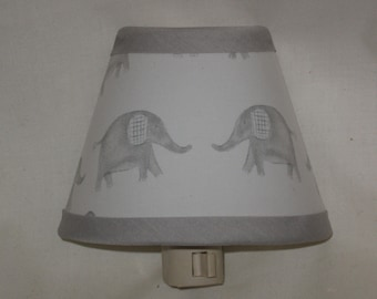 Taylor Elephant Nursery Night Light /Baby GiftFREE SHIPPING
