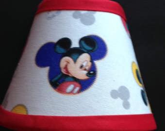 Disney Mickey Mouse Fabric Children's Night Light/Children's GiftFREE SHIPPING