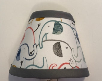 Emery Elephant Nursery Night Light/Children's Gift/FREE SHIPPING