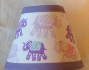 Stella Elephant Fabric Night Light /Baby Gift FREE SHIPPING