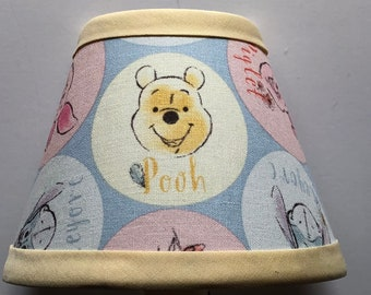 Winnie the Pooh Fabric Nursery Nightlight/Baby GiftFREE SHIPPING