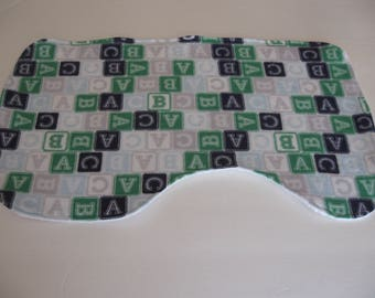 Baby Boy Burp Cloth/ Burper/Baby Shower Gift FREE SHIPPING