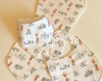 Baby Bib/Burp Cloth