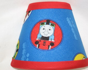 Thomas The Tank Engine Fabric Night Light/Children's Gift FREE SHIPPING