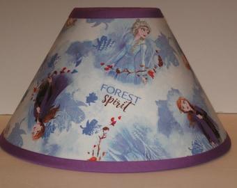 Disney Frozen Children's Fabric Lamp Shade/Children's Gift FREE SHIPPING