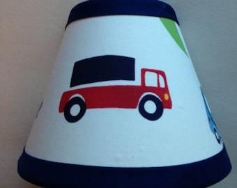Brody Truck Fabric Children's Night Light/Children's Gift FREE SHIPPING