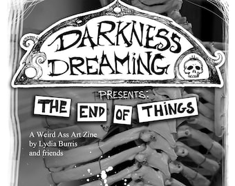 """Darkness Dreaming issue 01 - """"The End of Things"""""""