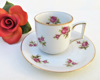 Vintage Tea Cup Set Occupied Japan Cup Occupied Japan