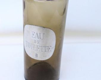 Vintage Large Perfume Bottle | Store Display Bottle | Counter Display | French Perfume Bottle | Eau De Toilette Bottle