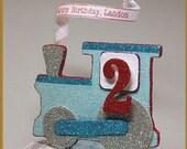 Vintage Train Cake Topper...