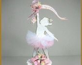 Little Girls Ballerina Ca...