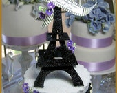 Eiffel Tower Cake Topper...