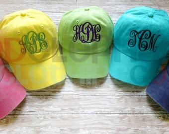 e93313c9fe7 Monogram Toddler Hat
