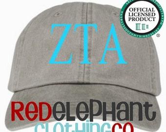 Zeta Tau Alpha Hat 5c705cb2d3b5